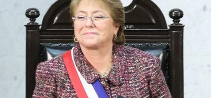 Presidenta Bachelet por aborto terapéutico: 'Es un problema de salud pública'