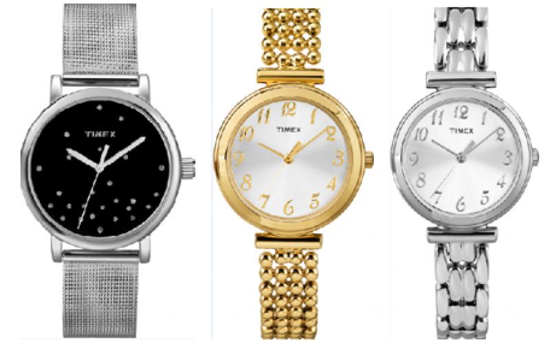 Timex lanzó nueva línea Style
