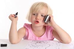 Chilenas traen método para enseñar a hablar inglés a niños en la primera infancia