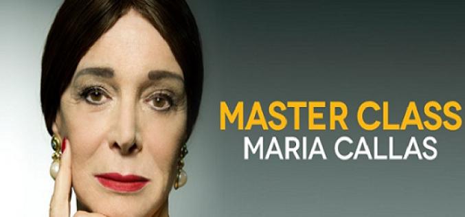 Imperdible María Callas en el Teatro Municipal de Las Condes