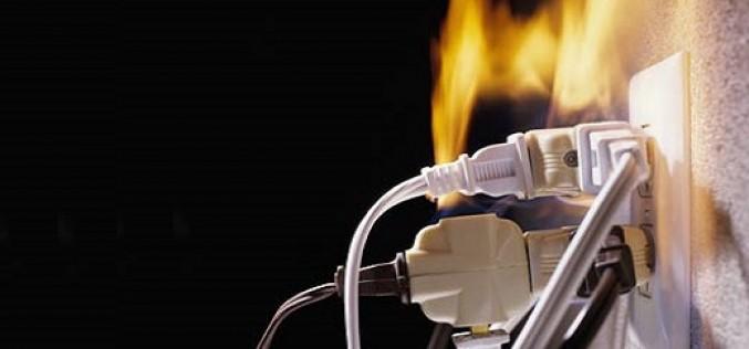 Recomendaciones para evitar riesgos eléctricos en invierno