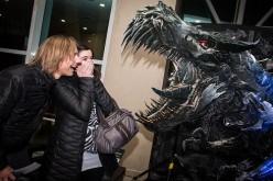 Hasbro celebró los 30 años de Transformers con exclusiva Avant Premiere
