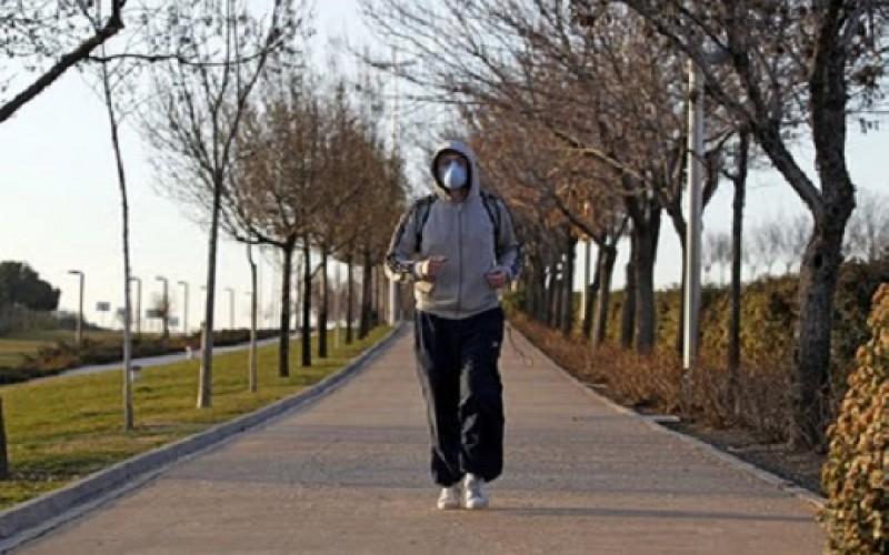 ¿Es malo hacer actividad física con tanta contaminación?