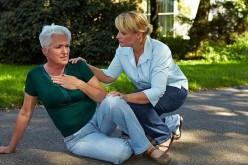 Caídas de adultos mayores pueden ser mortales