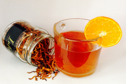 Té de zanahoria gourmet promete importantes beneficios para la salud