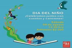 Panorama imperdible para el día del niño: El folclor infantil llega la Escuela Moderna