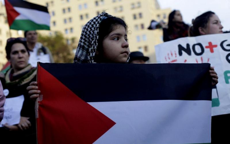 """Intelectuales chilenas de origen palestino envían carta contra la """"masacre"""" en Palestina"""