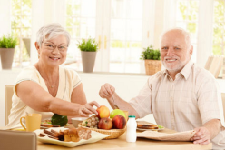 Consejos de alimentación saludable para el adulto mayor