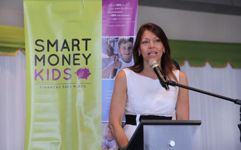 Orietta Bergamasco y su proyecto para cambiar el futuro de los jóvenes en Chile