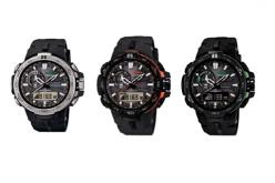 Conozca estos relojes para aventureros extremos