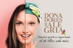 """""""Donadores de Alegría"""" la campaña contra el cáncer de mamas"""