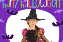 Princesas y Brujitas Se Reúnen en Girl Sensation Para Celebrar Halloween