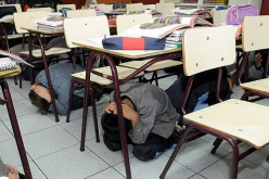 El 29 de octubre se hará simulacro de terremoto en Santiago