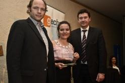 Papinotas recibió Premio al Emprendimiento TIC en XII Cena Anual de GECHS