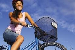 Mujeres prefieren la bicicleta