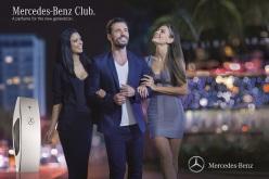Casa Moure lanza nueva fragancia CLUB de Mercedes-Benz
