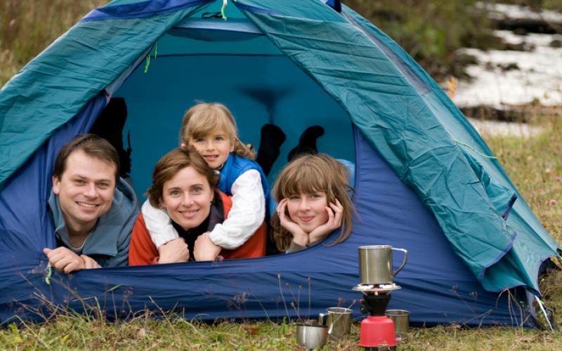 Claves para tener un camping seguro sin virus Hanta