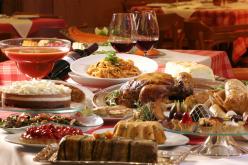 Aprenda a controlar el peso en las fiestas de fin de año