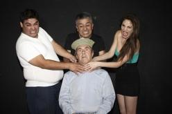 Cristián García Huidobro regresa a las tablas del humor con gran sátira del Chile de Hoy