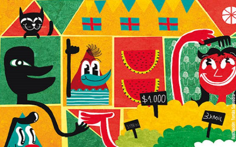 """""""Santiago en 100 Palabras"""" busca a los mejores ilustradores y ofrece taller de relatos breves gratuito"""