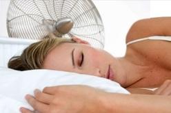 Cómo dormir bien en las noches calurosas