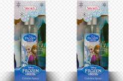 Únete a las aventuras congeladas de Frozen con su nueva colonia spray