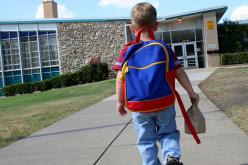 Cómo preparar a los niños para su primer día de clase