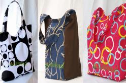 Bolsas reutilizables para ayudar al medio ambiente ¡con estilo!
