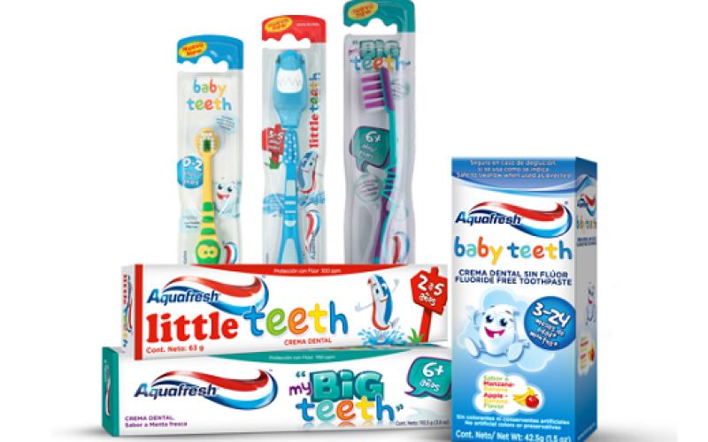 El cuidado de los dientes desde niños asegura un futuro dental saludable