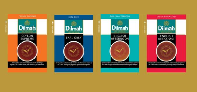 Dilmah sorprende con línea single región; un té para cada ocasión