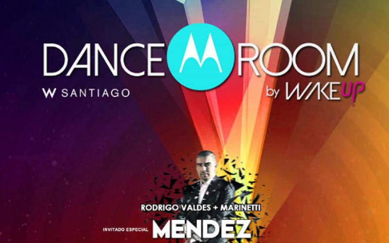 Motorola presenta las fiestas más cool y ultrabailables con el mejor room de Santiago