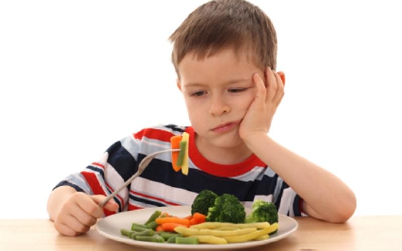 Seis sugerencias para lidiar con niños quisquillosos para comer