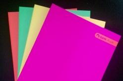 Comprueba el estilo único de los nuevos cuadernos fluor de Torre