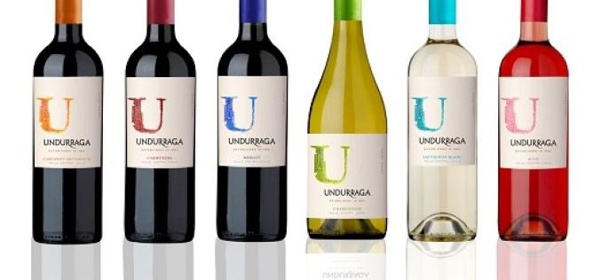 Viña Undurraga lanza nueva marca de vinos