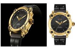 Bulova Sorprende con Primer Reloj Fabricado Con Oro de 24 Kilates