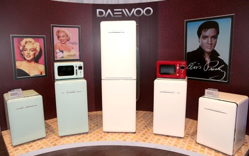 Estilo retro, lo nuevo de Daewoo