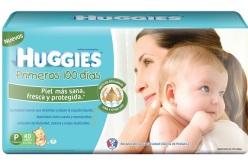Huggies Primeros 100 días lanza nuevo pañal con la mejor absorción
