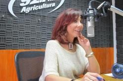 Cristina Tocco enciende los viernes de Radio Agricultura