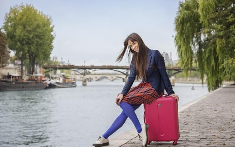 Delsey presenta su nueva colección de maletas 2015