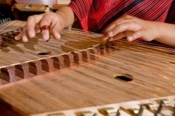 Con la magia del salterio, culmina el Festival de Músicas del Mundo