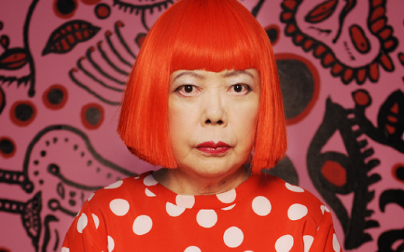 Yayoi Kusama y su Obsesión Infinita