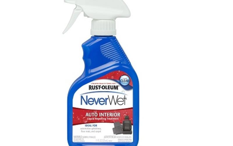Proteja el interior de su auto de la lluvia y también de los líquidos que botan los niños