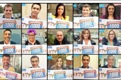 Famosos se suman a campaña Te necesitamos a $1.000 de Aldeas Infantiles SOS