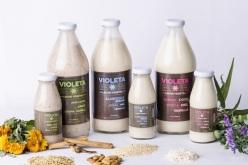 Cada vez son más las mamás que prefieren la leche vegetal para sus hijos