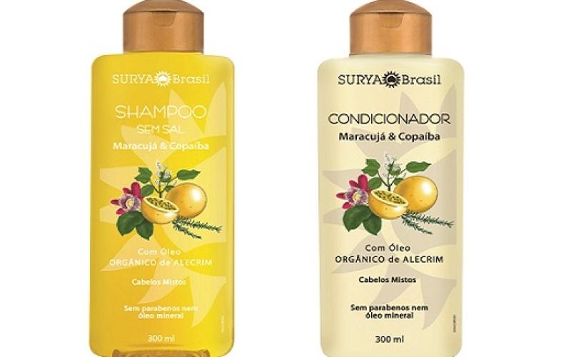 Con la ayuda natural de SURYA: Aprende a manejar tu cabello mixto