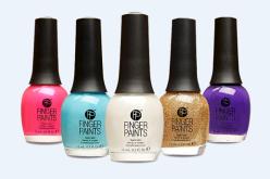 Esmaltes Finger Paints Renuevan Su Fórmula