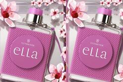 """Nuevo perfume Victorinox ELLA """"Abraza el mundo"""""""