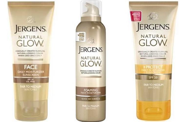 Cremas Jergens® Natural  Glow®: color saludable sin necesidad de sol