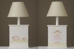 Lámparas de cajón para decorar la pieza de tu pequeñ@
