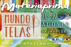 """Ya viene la Expo """"Mundo Telas"""""""